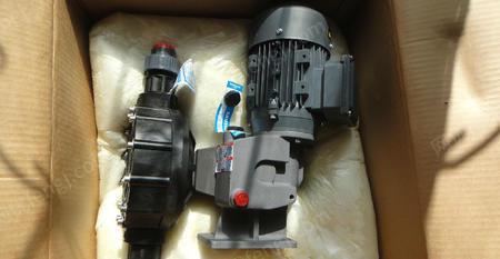 进口OBL加药泵高压泵絮凝剂投加泵代理商