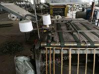 河北石家庄出售10台二手单封机和印刷机