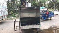 广东东莞出售自动喷涂喷油柜 单工位水帘柜 拆装维修服务