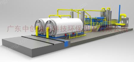 废轮胎、油泥、橡胶环保型炼油设备生产厂家