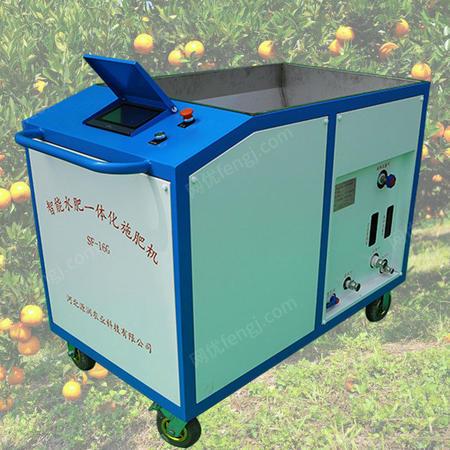 内蒙古牧草指针式喷灌施肥机