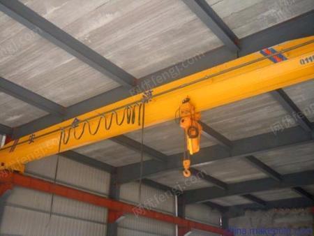 单梁起重机5吨优选 河北沧州单梁行吊及时发货