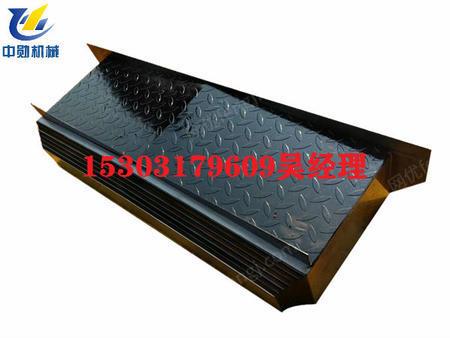 恒峰数控JDX1408数控铣床钣金护板拖板