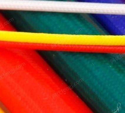供应硅树脂玻纤套管