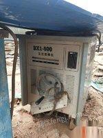 湖南永州转让500型电焊机