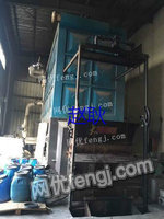 Sale of second-hand biomass thermal oil boilers at low prices