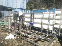 出售二手反渗透水处理设备各种型号,包安装,包调试