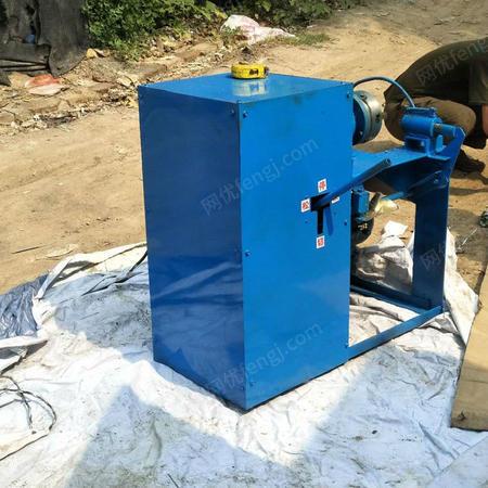 延安供应低噪音160型机油滤芯拆解机