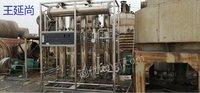 供应五效1吨不锈钢二手蒸馏水机