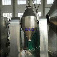 面向全国高价求购2000升不锈钢双锥干燥机
