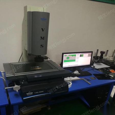 广东东莞出售万濠二次元影像测量仪器九成新 11000元