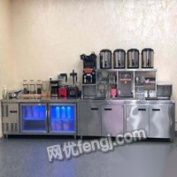 二手饮料生产设备出售