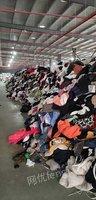旧衣统货出售,现货300吨,货在上海