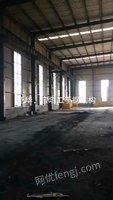 宝塔京工钢结构厂房旧钢结构型钢檩条彩钢板