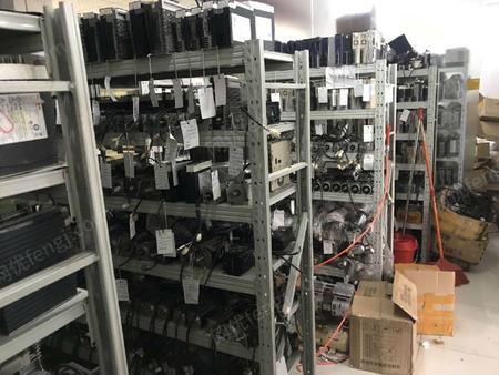 专业维修/出售二手伺服电机及驱动器