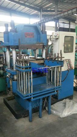 浙江台州出售1台吨位1500T二手硫化机电议或面议