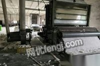广东肇庆转让汽流梳棉机5台,2.6米针刺机5台,1米宽开花机2台