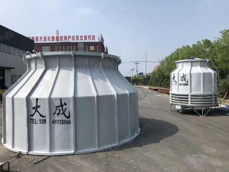 圆形第噪音冷却塔/专用玻璃钢冷却塔