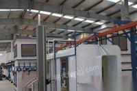 河北沧州转让二手型材喷粉生产线