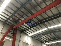 上海宝山区出售1台二手LH葫芦双梁行车10T跨度16.5米电议或面议