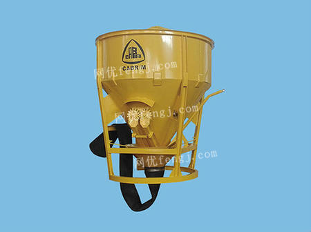 供应3方6方卧式混凝土吊罐 自锁式液压混凝土起吊 可开票