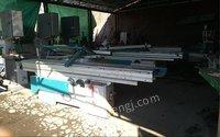 黑龙江哈尔滨出售马氏45度推台锯,90都推台锯