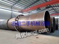 那儿专业生产滚筒烘干机1.2/12米 1.5/15米 1.8/18米三筒烘干机质优价廉包安装调试
