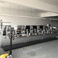 广东东莞出售多功能间歇式轮转机 100000元