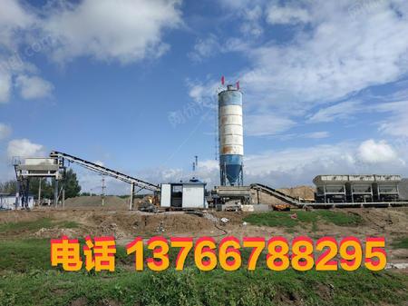 黑龙江大庆市出售500,600型水稳搅拌站水稳站