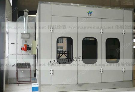 绍兴供应环保设备汽车烤漆房高温烤漆房移动伸缩房