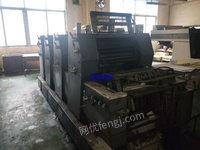 湖南长沙出售1台01年海德堡GTO52-4标配12万