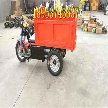 供应款农用三轮车 工地三轮车 高效率柴油三轮车