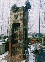 山东聊城上海闭式160吨冲床 50000元出售