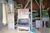 广东河源八成新大型碾米机 35000元出售
