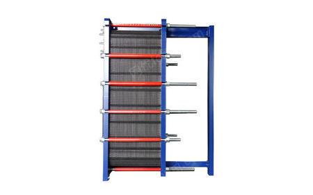 出售冷凝器,蒸发器,余热回收板式换热器