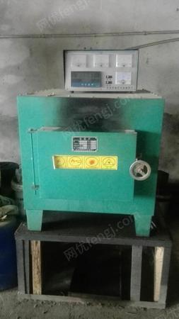 钻具厂处理 20吨油压机,抛丸机,高频焊机,退火炉各1台