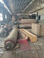 出售造纸厂整套设备