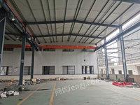 江苏泰州出售1台16吨跨度13.5米二手单梁行车电议或面议