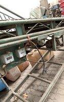 天津东丽区转让输送机带有自动升降功能,8.5米长