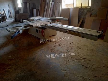 二手人造板加工设备转让