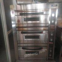 云南昆明正常使用中烤箱,转行处理 26000元