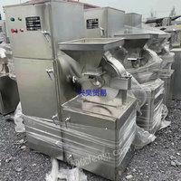 低价出售二手饲料厂设备制粒机