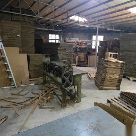 广东惠州因本人资金紧缺纸箱厂印刷全套设备转让 45000元