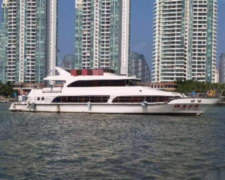 海南海口转让二手高速客船三艘