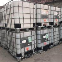 湖北孝感大量現貨出售噸桶,油桶,塑料桶,開口桶,化工桶