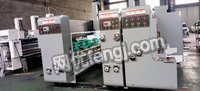河北沧州出售全新全套水墨印刷机械纸箱设备包装机械 80000元