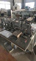 安徽六安因改业务 卫生纸、抽纸加工设备出售 350000元