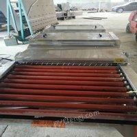 河北秦皇岛常年经营二手玻璃设备,钢化炉清洗机出售