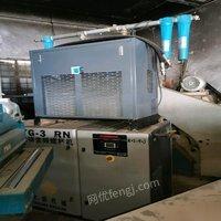 广东东莞出售螺杆30p变频空压机 11800元