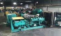 重庆江北区出售提供大中小型发电机 应急发电机 大型静音发电机